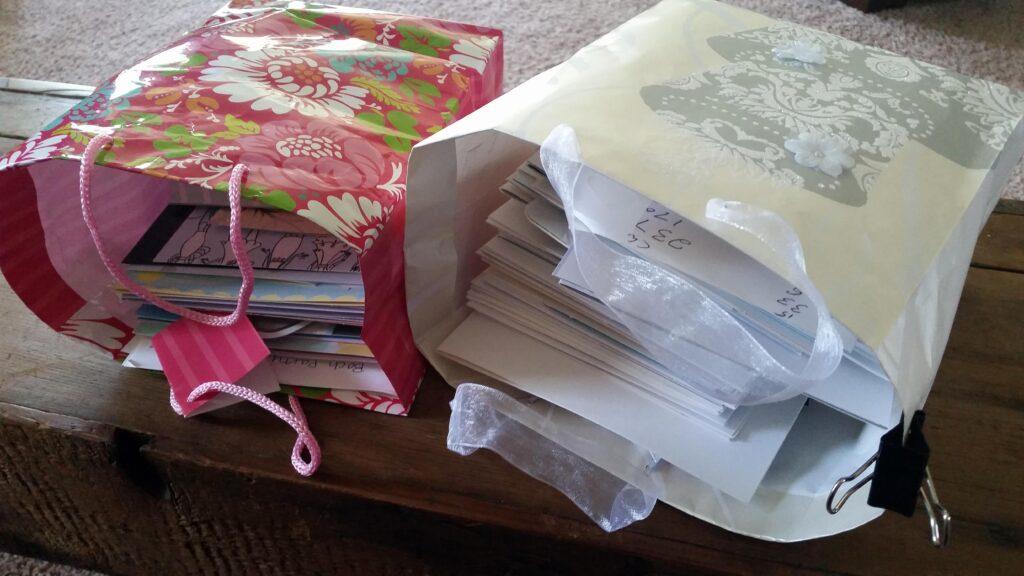 Organize: Greeting Cards
