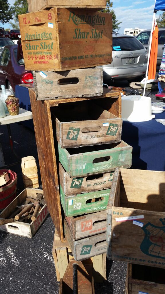 Tips and Tricks for the Flea Market