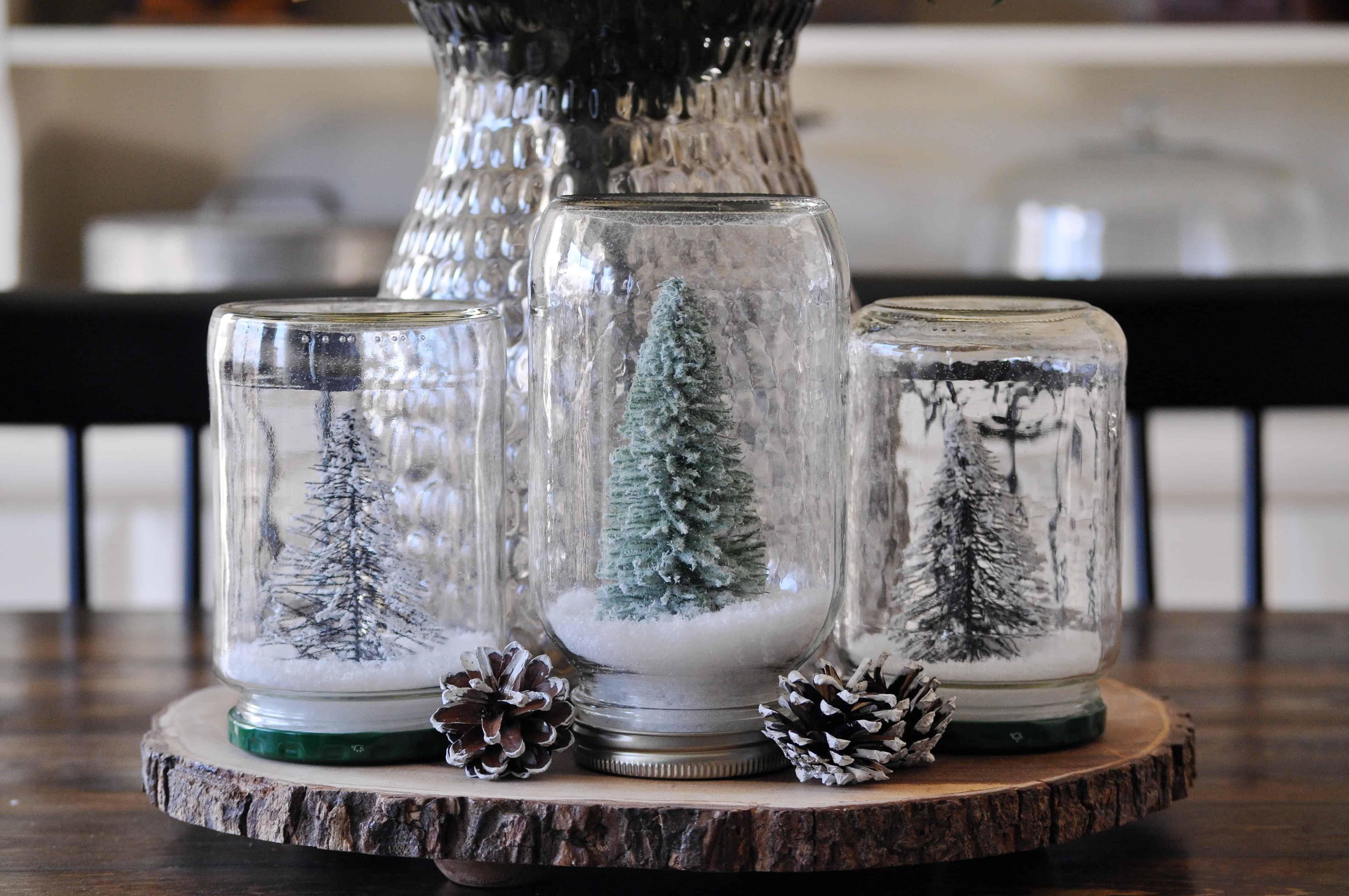 Three Simple DIY Christmas Decorations