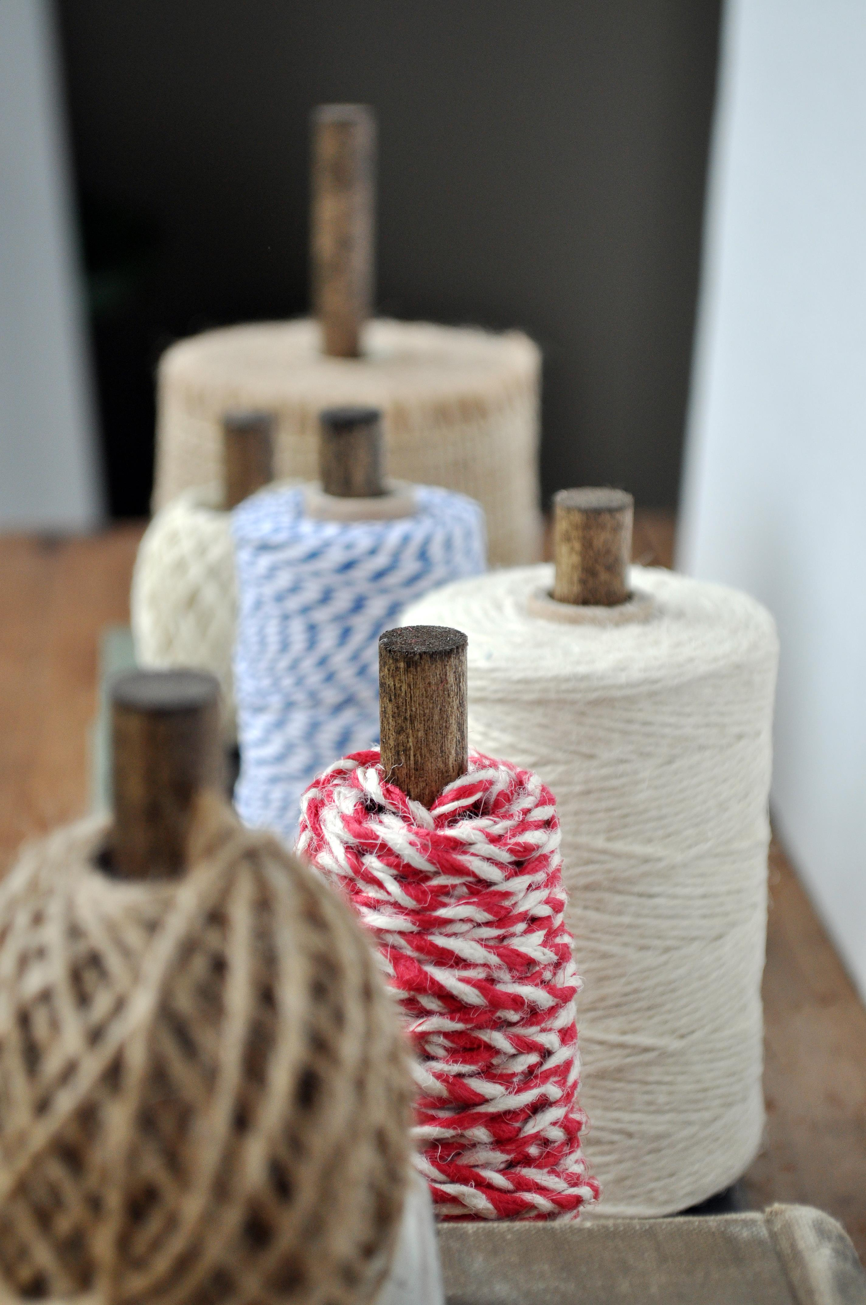 Organize DIY Twine Holder