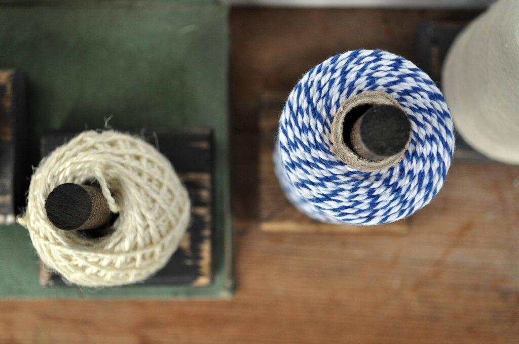 Organize: DIY Twine Holder