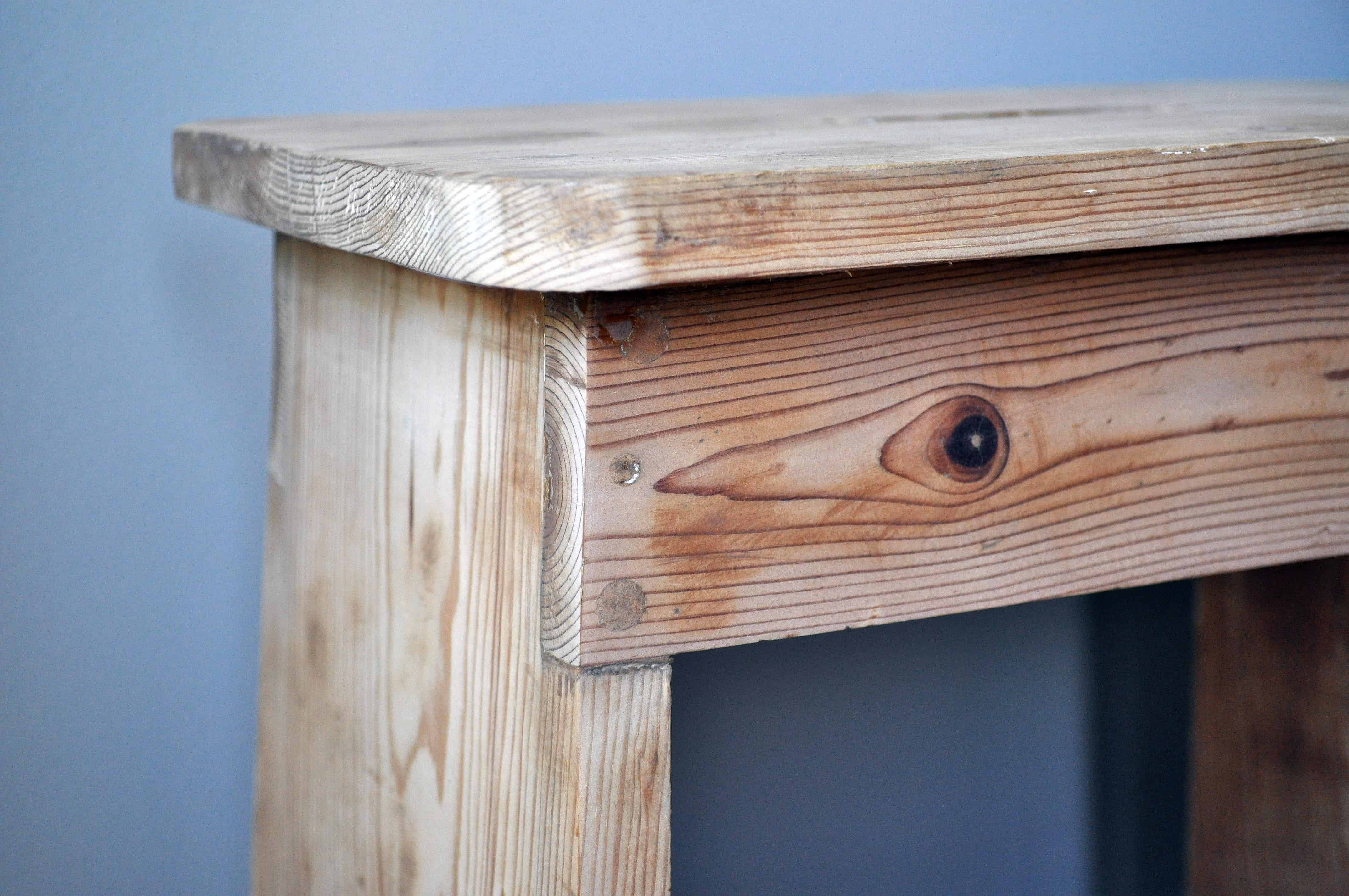 Repainting Old Wooden Furniture [Part One]