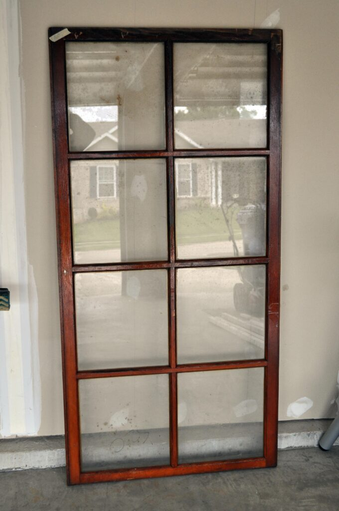 Window Pane Makeover