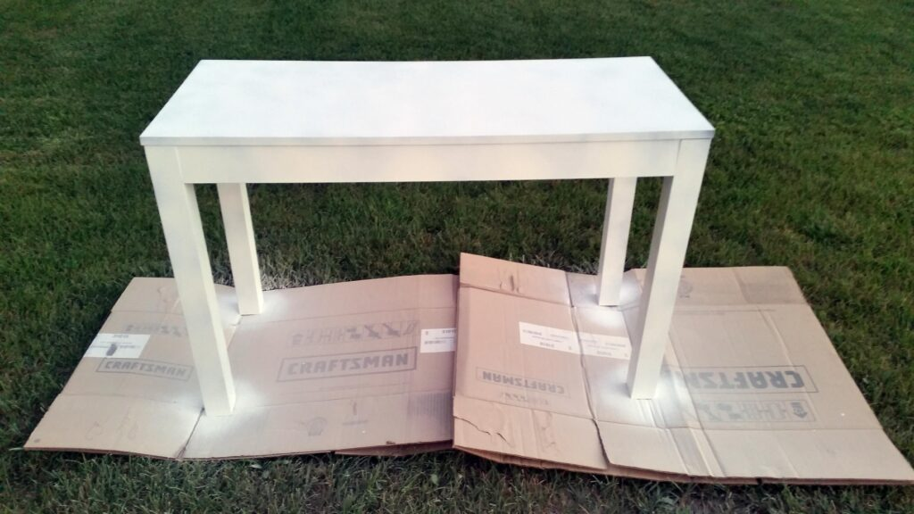 Farmhouse Desk Makeover. 11
