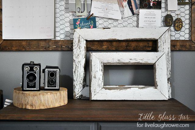 Farmhouse Frames. Easy DIY Wood Frames