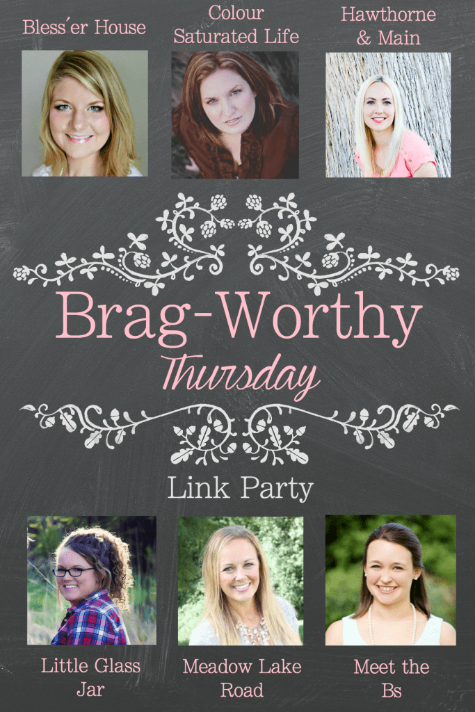 BragWorthy Link Party