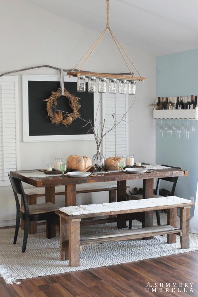 Thanksgiving Tablescape Ideas Part 2 & BWT#6