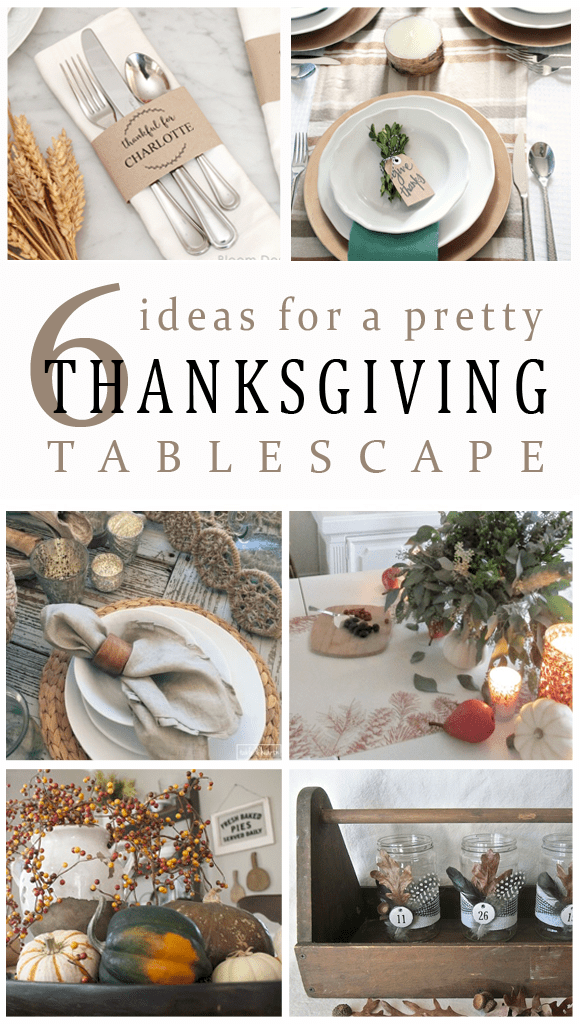 BWT Thanksgiving Tablescapes
