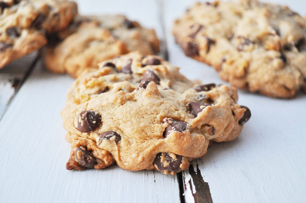 Chocolate Chip Cookies.The best recipe
