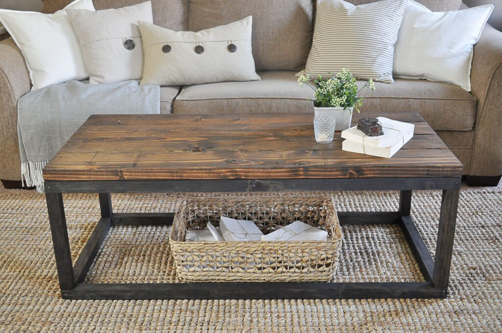 Industrial Coffee Table. Rustic Industrial Coffee Table 1024x680 Top Guide Of Western Coffee Tables