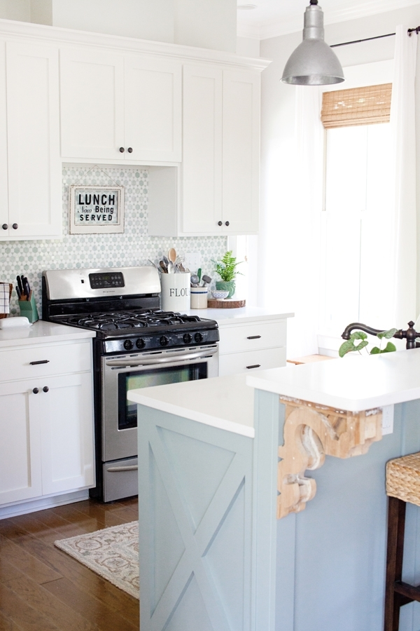Favorite Farmhouse Style Blogs. The Lettered Cottage.