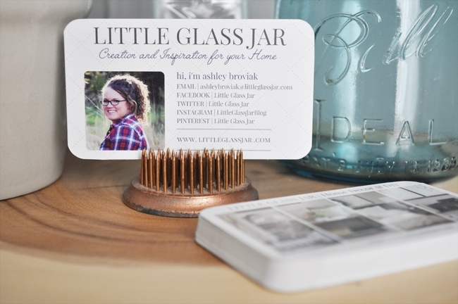 Blogging Business Cards