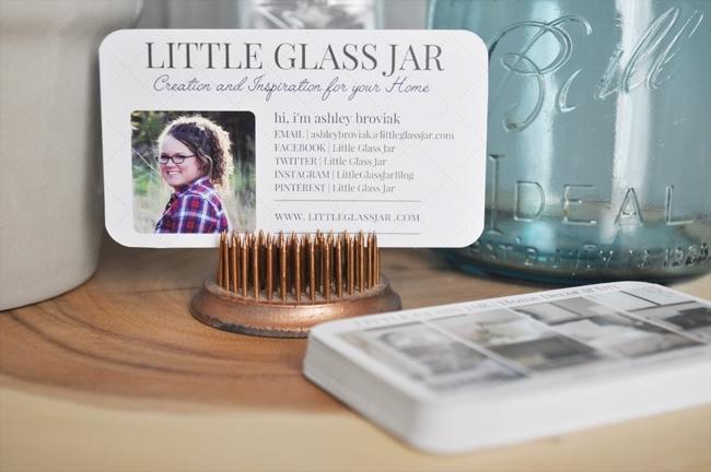 Blogging Business Cards