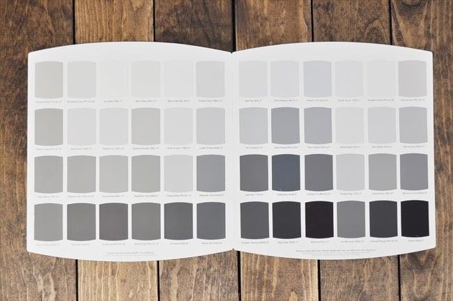 Behr Paint Color White Metal