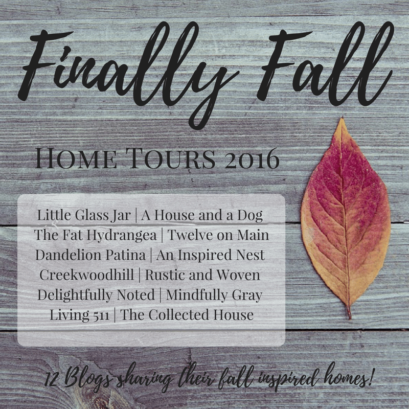 Finally Fall Home Tours 2016