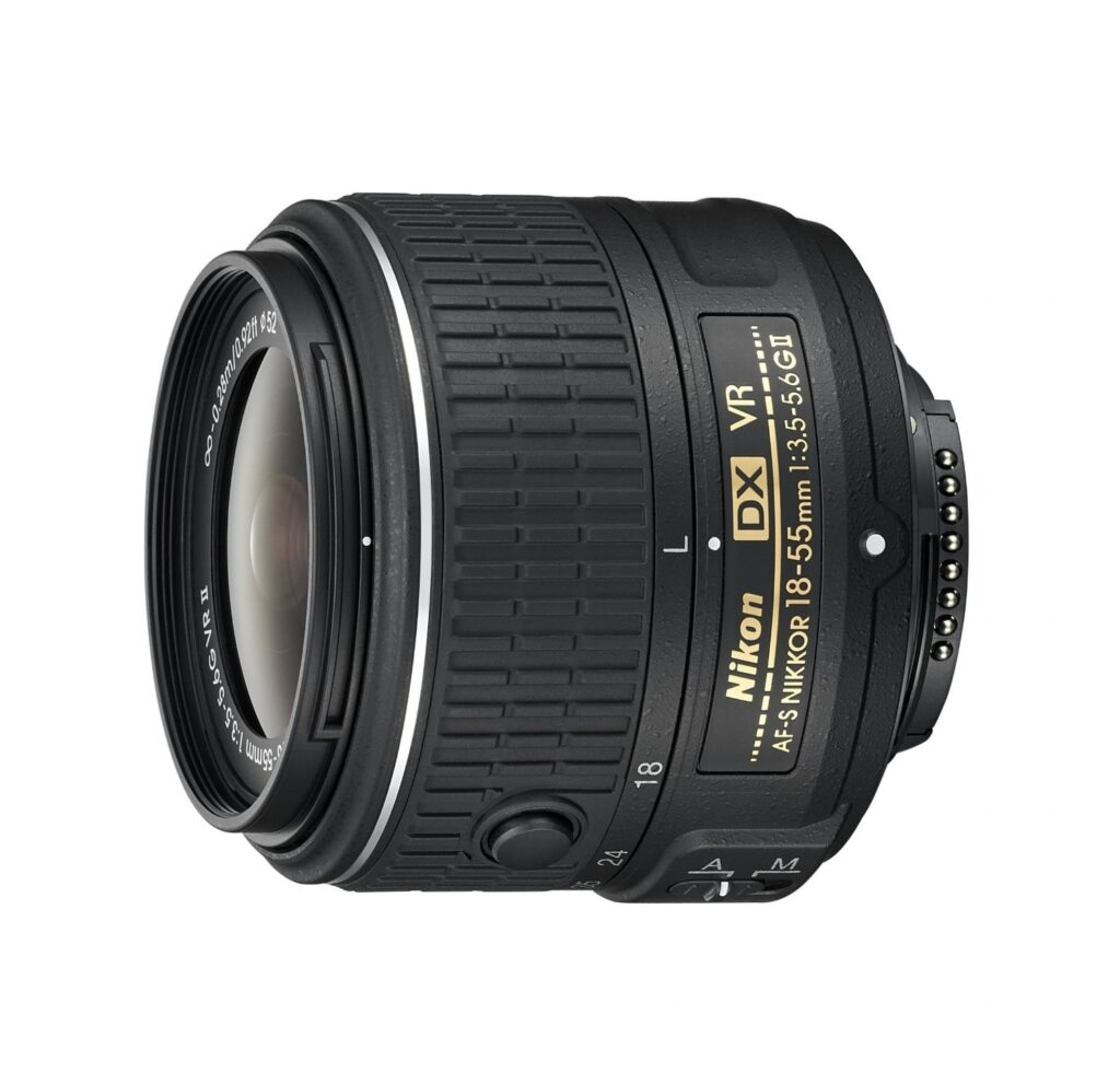 Nikon 18-55 Lense
