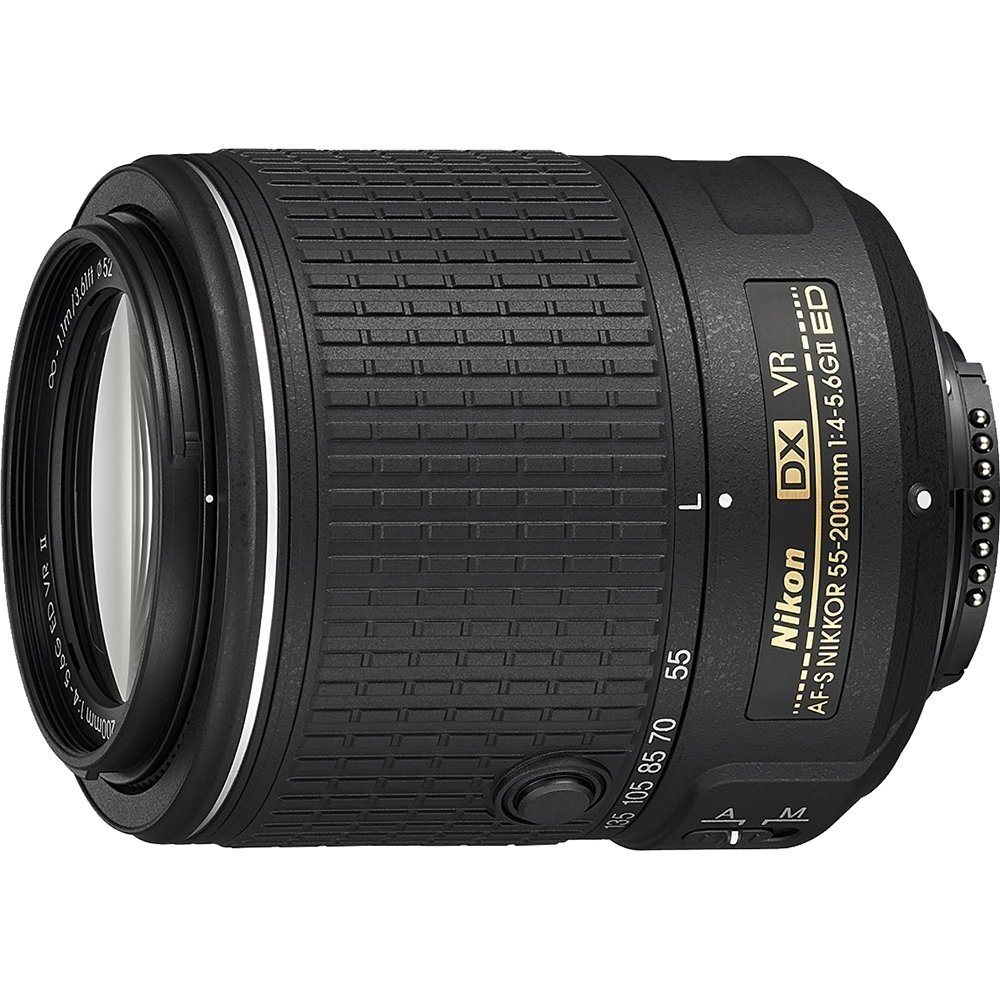 Nikon 55-200 Lense