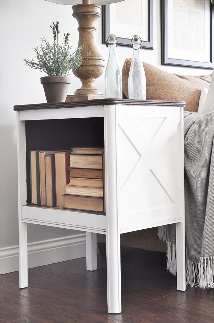 Farmhouse Side Table