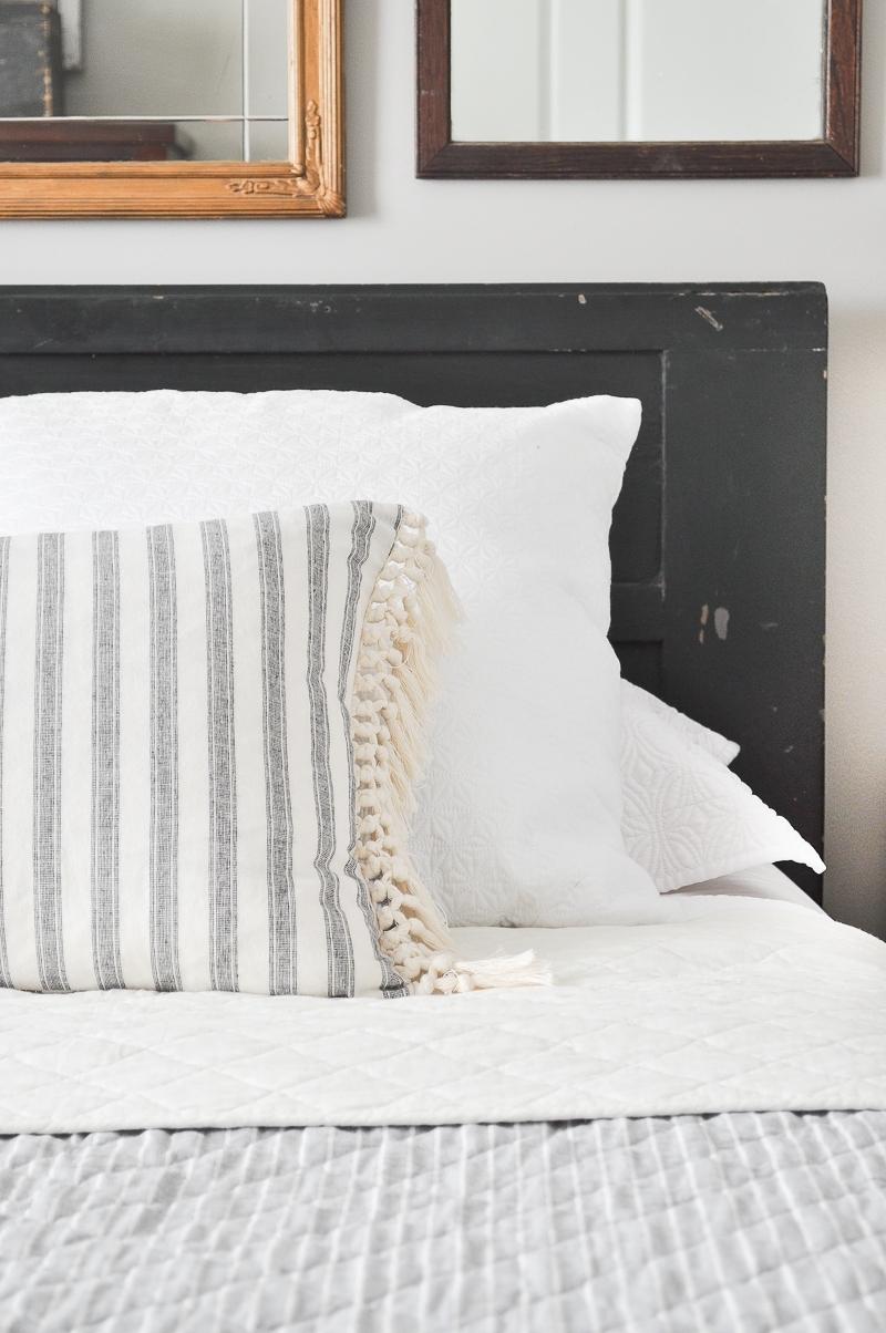 Guest Bedroom Vintage Refresh