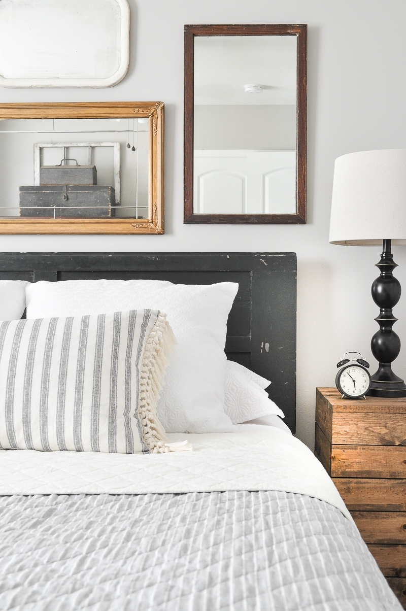 Guest Bedroom Vintage Refresh