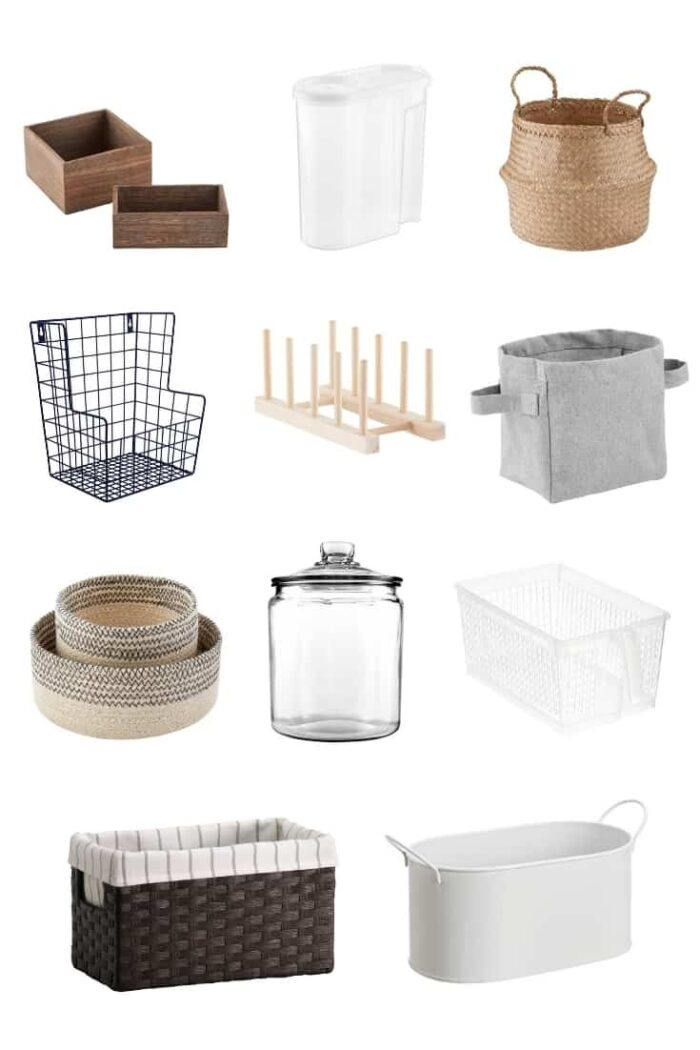 50 Pretty Home Organizers $10 and Under