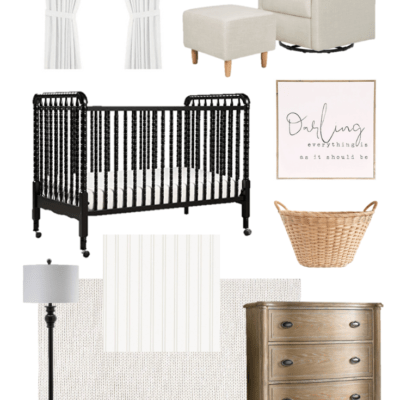 Neutral Nursery Design and Plans