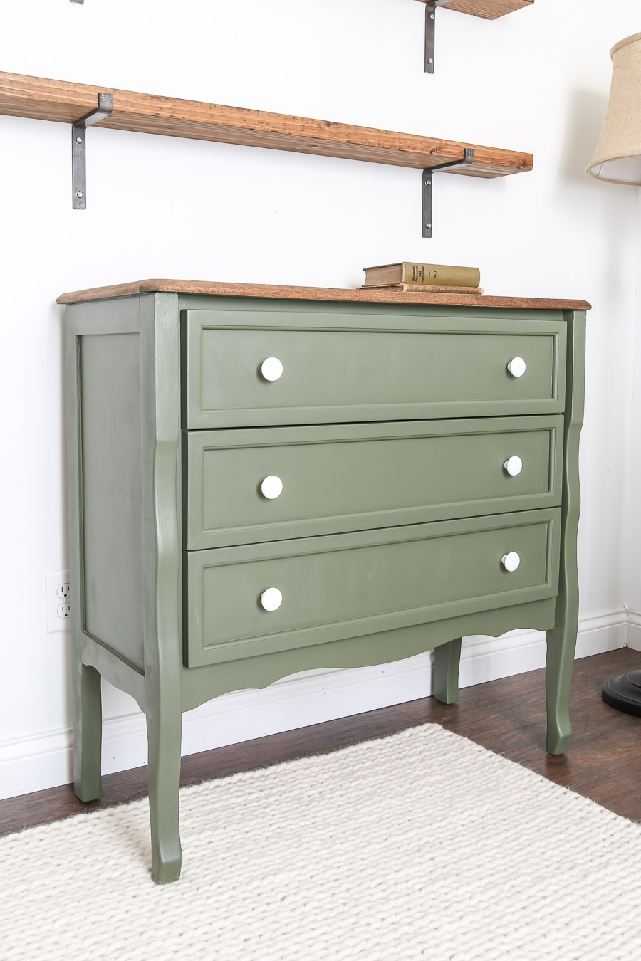 Nursery Furniture Makeover
