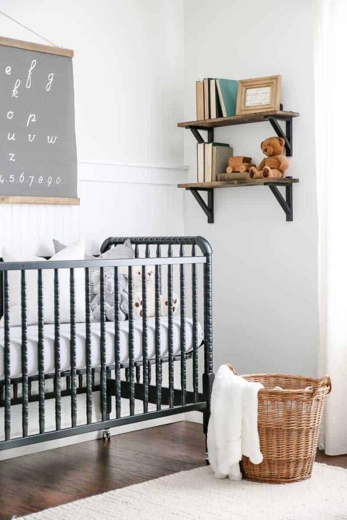 Gender Neutral Nursery Reveal