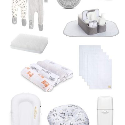Top Ten Newborn Essentials