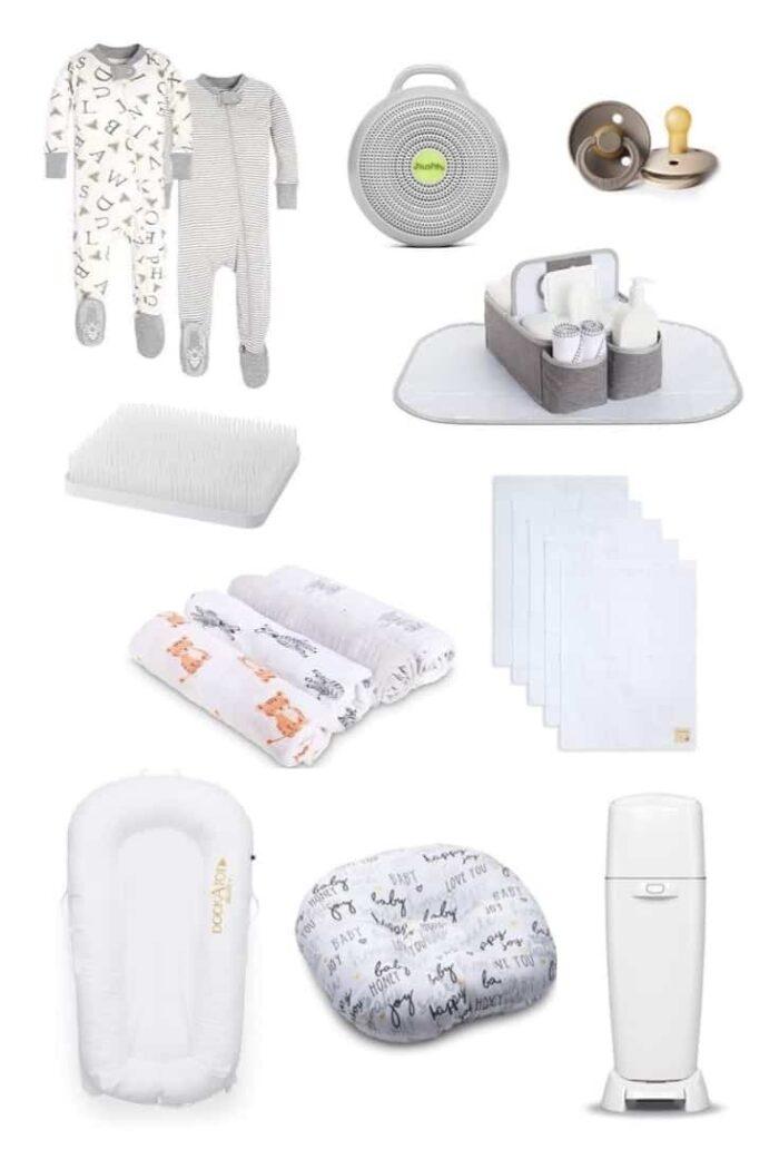 Top Ten Newborn Essentials