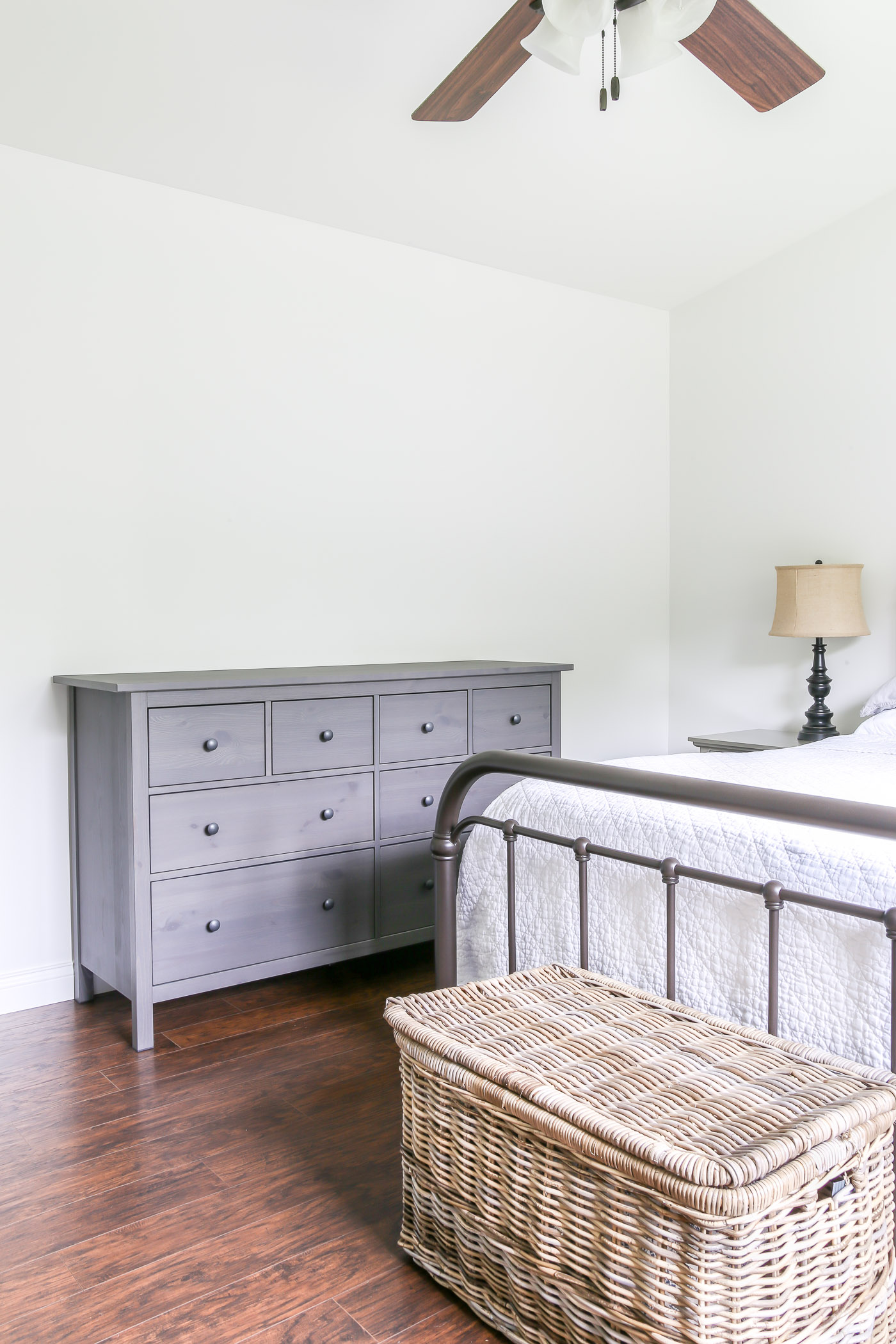 Master Bedroom Paint Color – One Room Challenge Week 3