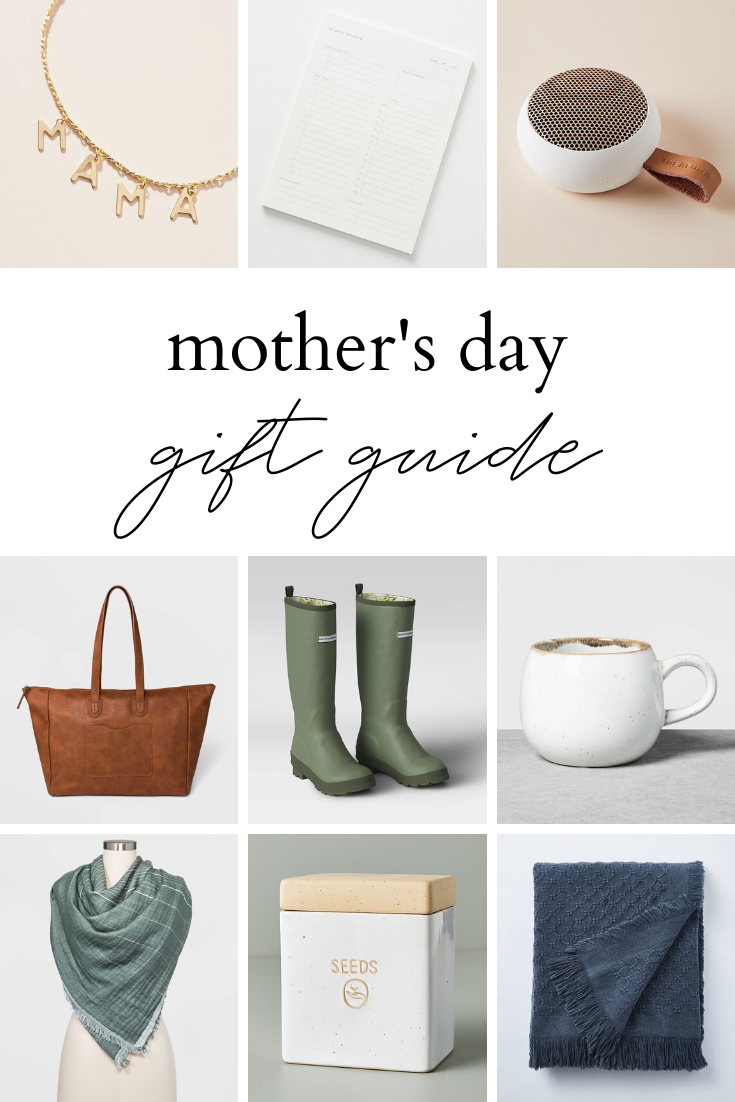 Mother's Day Gift Guide and Ideas 2020