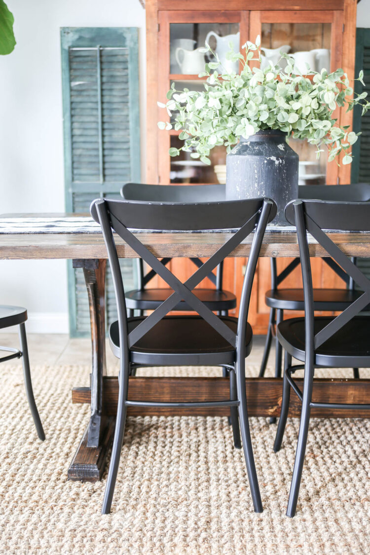 New Dining Room Chairs