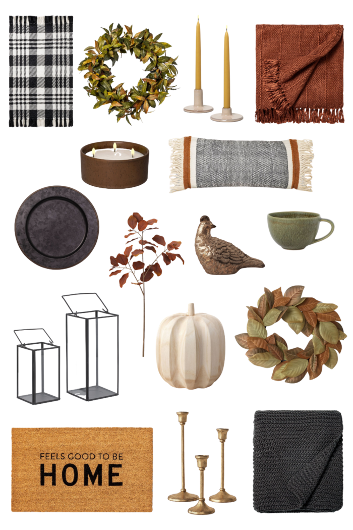 The Best Fall Home Decor Finds | 2020