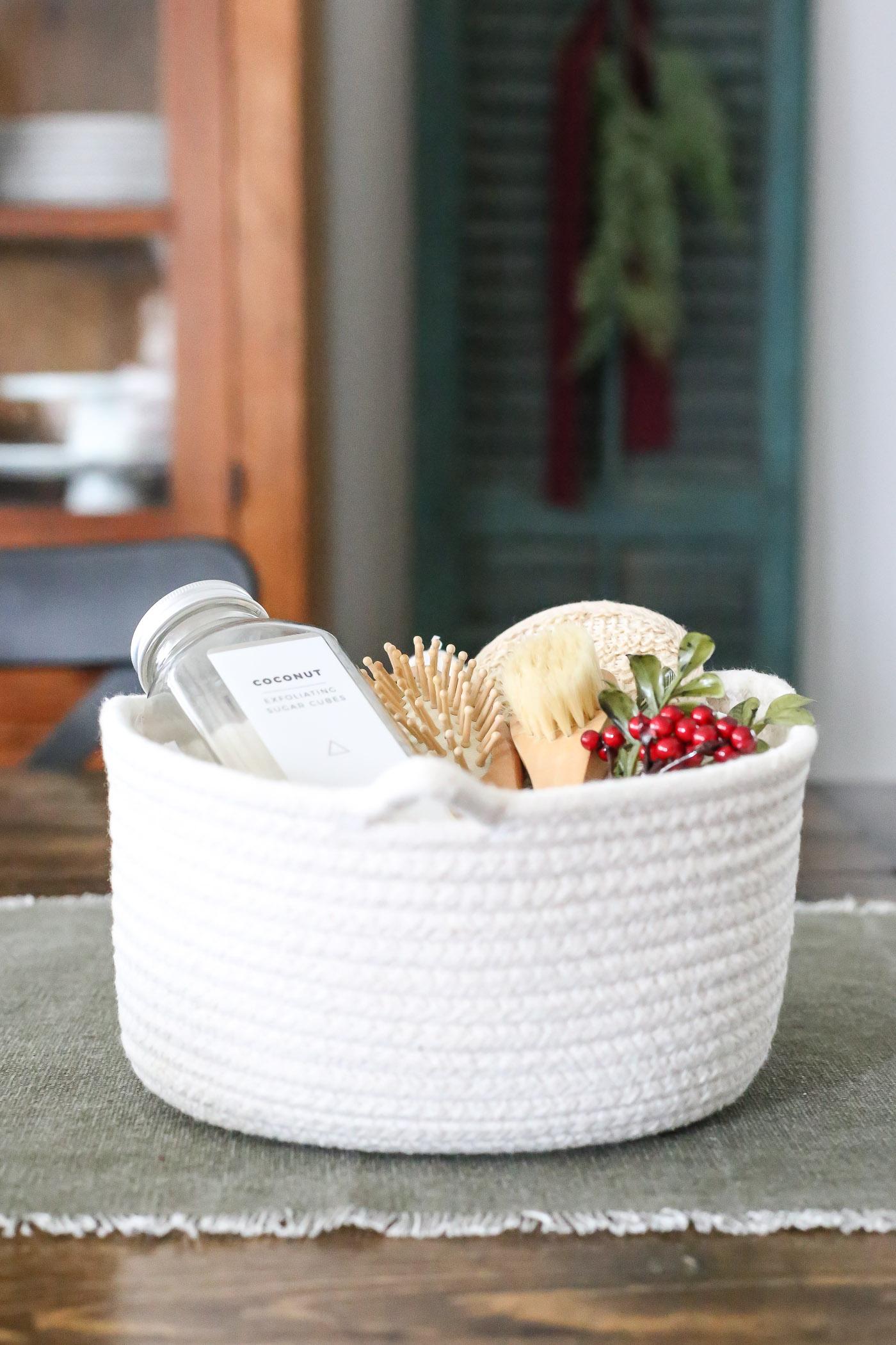Five Beautiful Hostess Gift Baskets