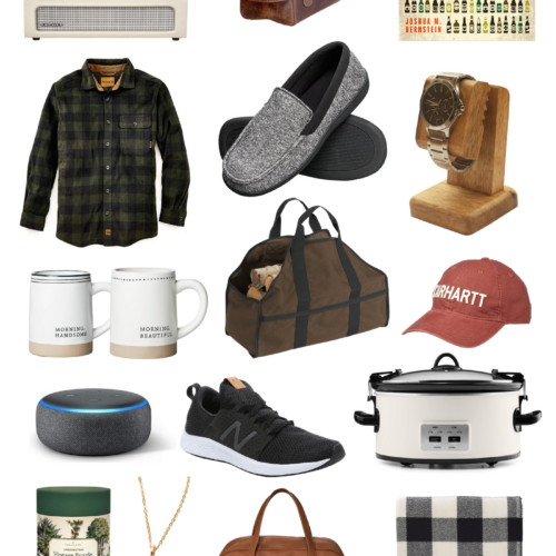 His and Hers Gift Guide Ideas 2020