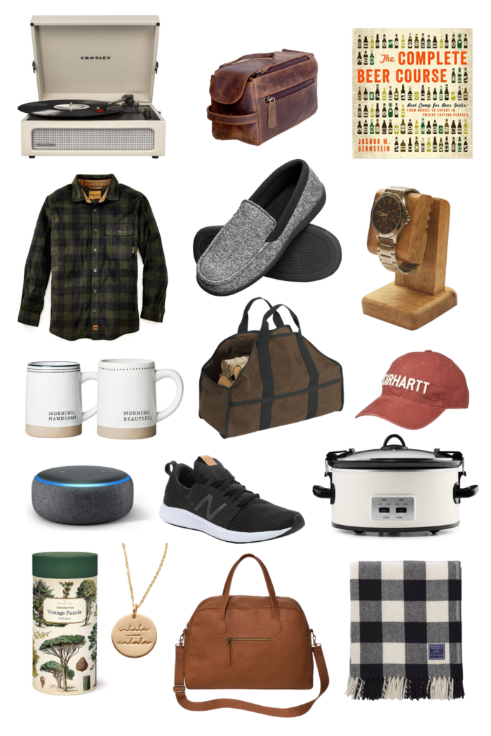 His and Hers Gift Guide Ideas | 2020