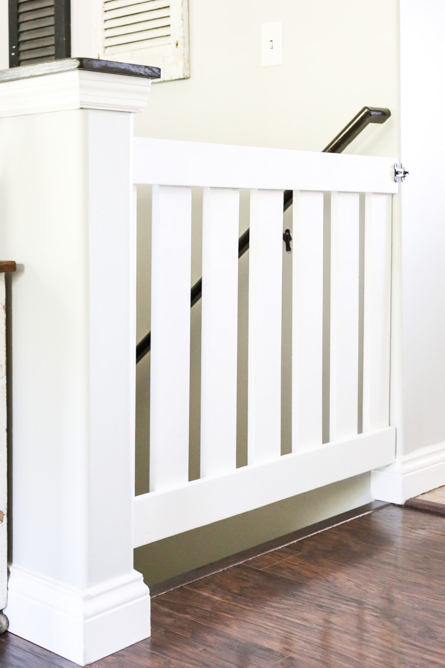 Easy DIY Baby Gate