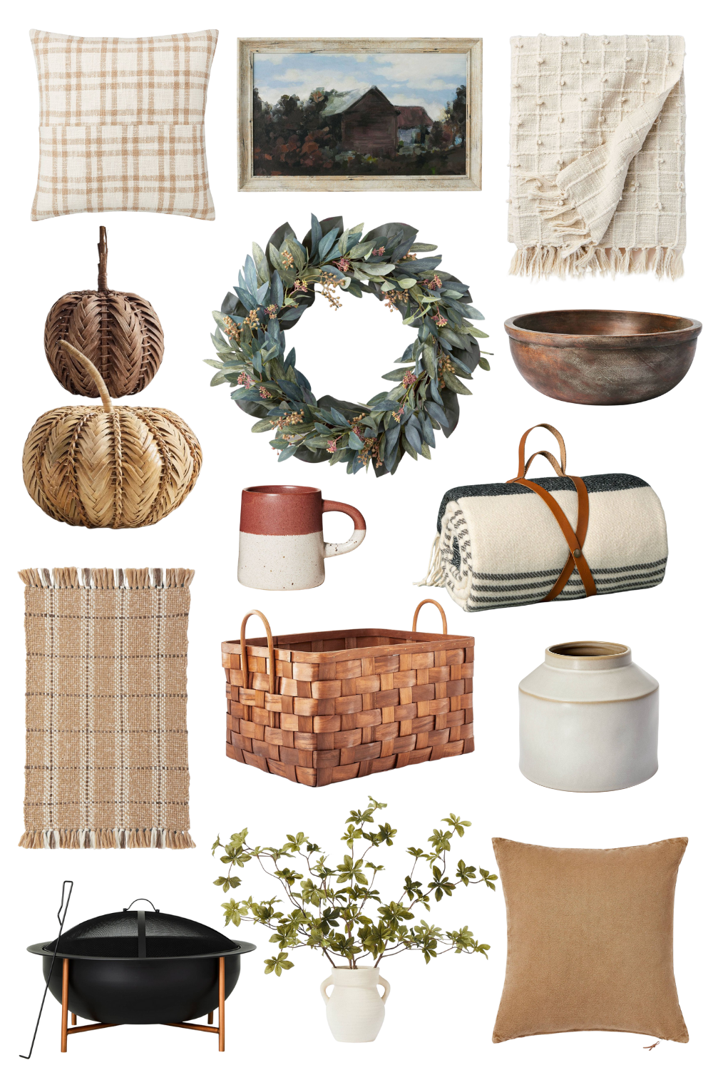 Favorite Fall Home Decor Finds 2021